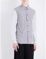 J.w. Anderson Mercury Man Cotton Shirt