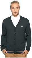 Fred Perry Men's Tipped Merino Cardigan