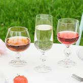 Dibor Claudia Flute, Water Glass, Cognac Glass, Wine Glass