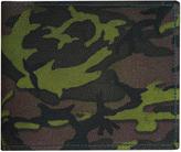 MAiSON TAKUYA Camouflage Wallet