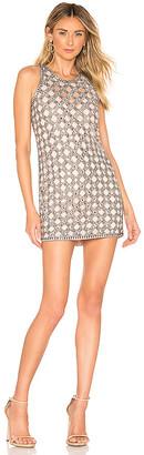 NBD X By X by Travis Embellished Mini Dress