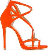 Marc Ellis strappy stiletto sandals