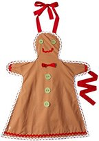 Jessie Steele Gingerbread Man Apron