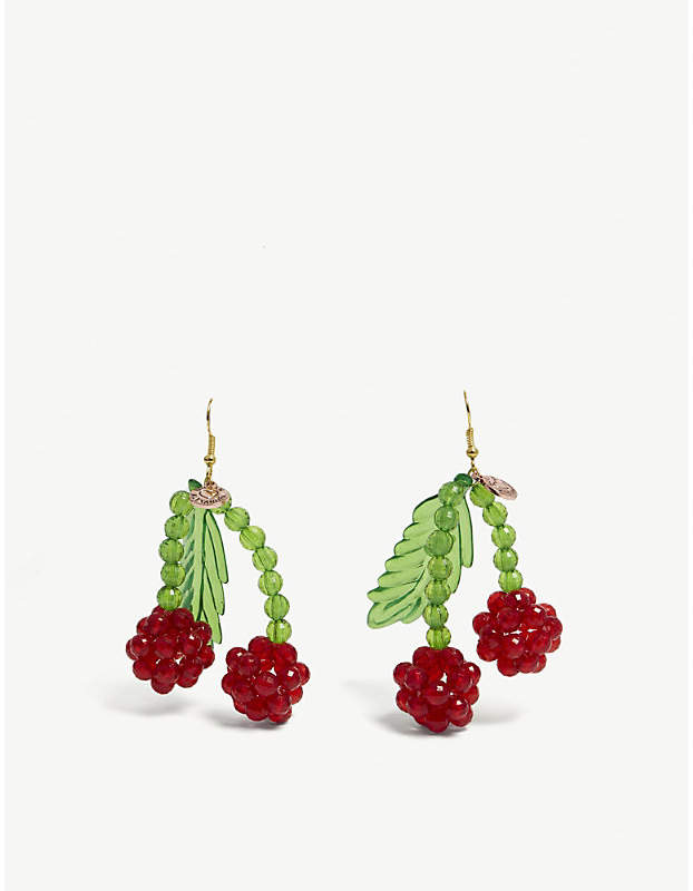aa817f3ba0433 Lolita cherry earrings