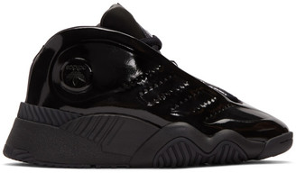 Adidas Originals By Alexander Wang Black Futureshell Sneakers