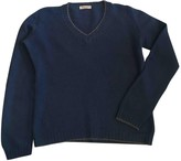 Bruno Manetti Blue Cashmere Knitwear for Women
