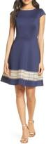 Lilly Pulitzer R Klara Fit & Flare Dress