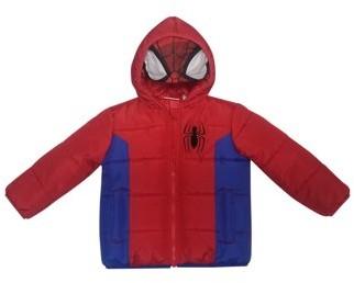 Spiderman Toddler Boy Costume Winter Jacket Coat