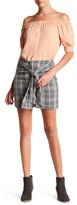 Noisy May Erik Wrap Shirt Skirt