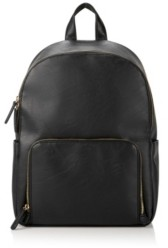 Cathy's Concepts Vegan Leather Backpack