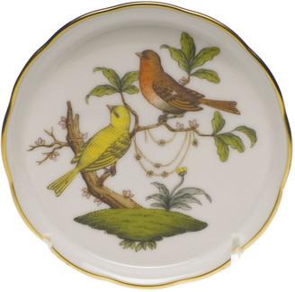 Herend Rothschild Bird Motif 06 Coaster