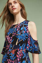 Maeve Elia Open-Shoulder Dress