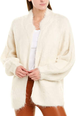 Nation Ltd. Josee Oversized Alpaca & Wool-Blend Shrug