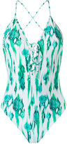 BRIGITTE printed swimsuit - women - Polyamide/Spandex/Elastane - PP