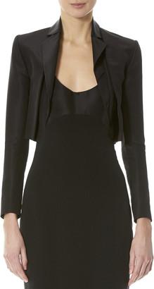 Carolina Herrera Silk Jacket