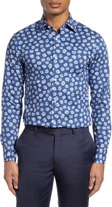 Bonobos Slim Fit Floral Dress Shirt