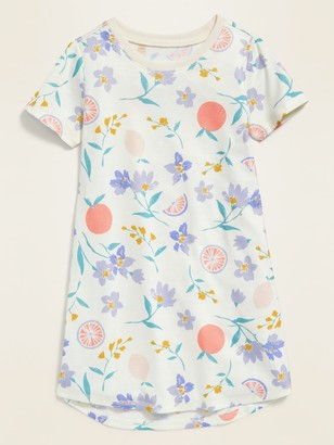 Old Navy Floral-Print Nightgown for Toddler Girls & Baby