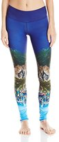Alo Yoga Women's Airbrush Legging Dreamscape