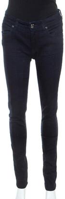 Burberry Blue Dark Wash Denim Thurlestone Skinny Jeans M