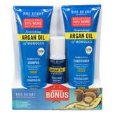 Marc Anthony Nourishing Argan Oil of Morocco Bonus Value Pack 3 pack