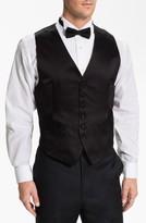 David Donahue Men's Silk Vest