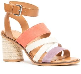 Frye & Co Leiah Mixed Strap Sandal