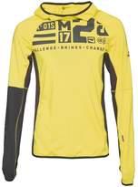 Reebok Mens One Series Speedwick DWR Thermal Hoody Hero Yellow
