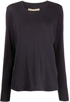 Raquel Allegra plain long sleeve top
