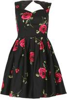 Izabel London Sweetheart Floral Prom Dress
