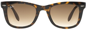 Ray-Ban Wayfarer Folding Classic Sunglasses