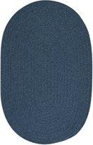 Colonial Mills WL01R024X144 Bristol Reversible Solid Wool Blend Braided Rug