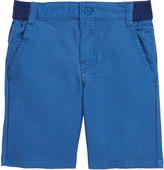 Tea Collection Ribbed Cherry Chino Shorts