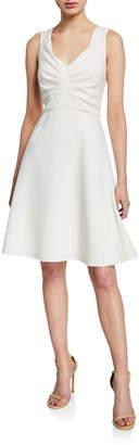 Kobi Halperin Talia Sleeveless Fit-&-Flare Dress