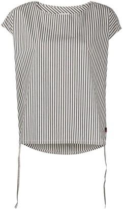 Woolrich Striped Poplin Shirt