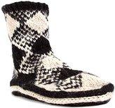 Woolrich Women's Chalet Ankle Sock Slipper
