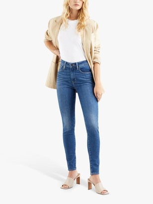 Levi's 721 High Rise Skinny Jeans, Good Afternoon