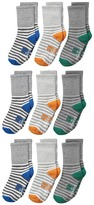 Robeez 9-Pack Cool Stripe Boys Shoes