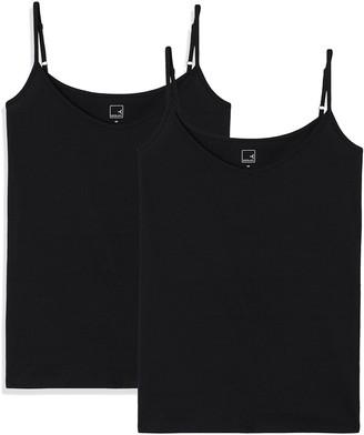 Meraki Women's 2 Pack Camisole