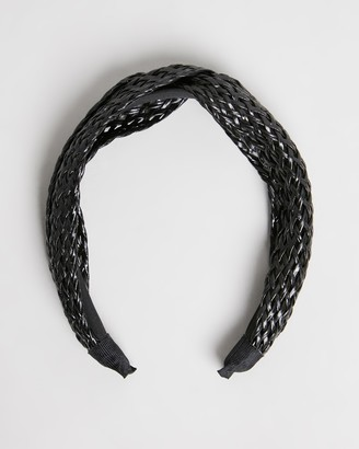 Topshop Wicker Headband