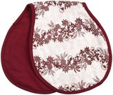 Munchkin Swaddle Angel Lap and Burp Cloth - Morning Floral