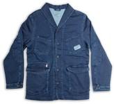 Crafter Ii Indigo Wash Chore Jacket