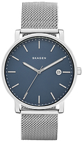 Skagen Skw6327 Jorn Bracelet Strap Watch, Silver/black