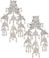 Christie Nicolaides Magdalena Earrings in Silver | FWRD