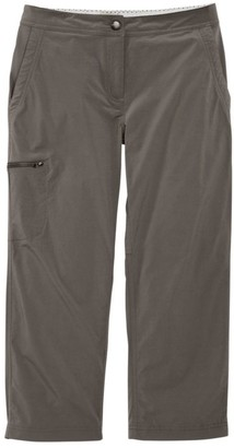 L.L. Bean Women's Comfort Trail Pants, Cropped