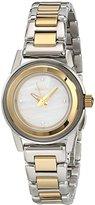 Breil Milano Women's TW1089 Orchestra Analog Display Japanese Quartz Gold Watch