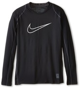 Nike Cool HBR Fitted Long Sleeve (Little Kids/Big Kids)