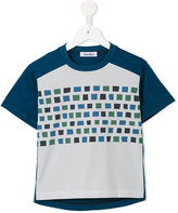 Familiar geometric print T-shirt - kids - Cotton/Polyester - 6 yrs