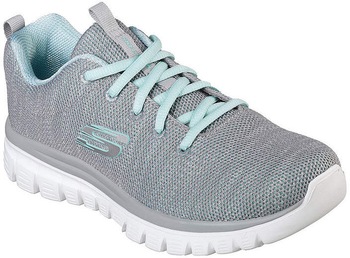 b752dae903b1c Skechers Lace Up Womens Shoes - ShopStyle