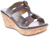 Spring Step Queenston Leather Sandal 37 M EU