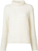Zac Posen Tucker jumper - women - Wool - S